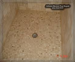 atlanta shower pan repair company shower pan replacement shower