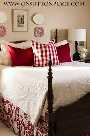 red and white bedrooms 17 best ideas about red stunning red white bedroom designs home