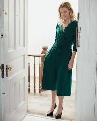 green jumpsuit tree jumpsuit green mod ethico