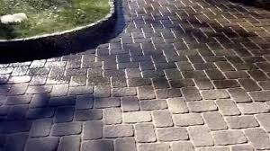 Installing Patio Pavers On Sand Landscape Networker How To Install Polymeric Sand In Paver