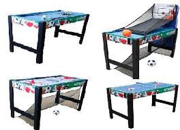 large multi game table triumph 48 multi 13 in 1 combo game table game world planet