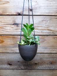Modern Hanging Planters Home Design Styles