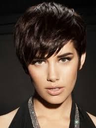 very short dark hairstyles cute hairstyles pinterest short