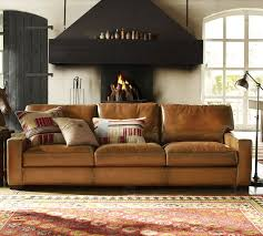 Leather Sofa And Dogs Durable Leather Sofa Pets Catosfera Net