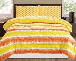 Orange Comforter Orange And Blue Bedding Sets Ktactical Decoration