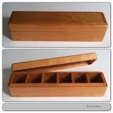custom magic the gathering card box by wood designs by glenn g