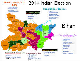 India Language Map by Regionalism In India Geocurrents