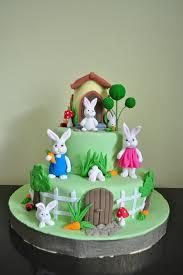 rabbit cake bunny birthday cake designs happy easter 2017