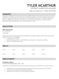 free resume templates resume beacon free downloadable resume templates professionaly