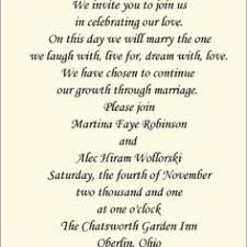 Wedding Invitation Card Verses How To Word Wedding Invitations Theruntime Com