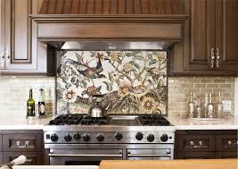 groutless kitchen backsplash groutless tile backsplash kitchen eclectic with white cabinets