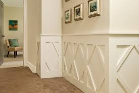 Spell Wainscoting 11 Ways To Give Your Home A Personal Stamp Diamond Pattern