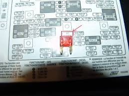 chevrolet astro questions is there a second a c fuse under the