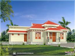 Flat Roof House Residential Roof Style Roofing Decoration