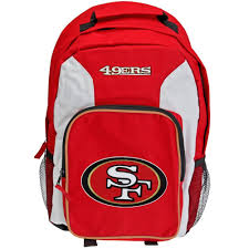 san francisco 49ers backpack red la times store