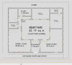 small house plans courtyard ranch houses house plans вђ home