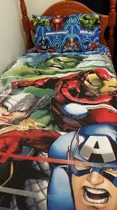 Avengers Duvet Cover Single Marvel Avengers Assemble Age Of Ultron Single Bed Flatsheet Quilt