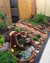 rock garden plans design ideas simple landscaping designs