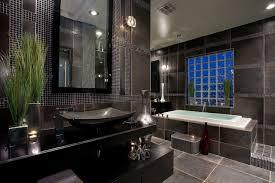 black and grey bathroom ideas contemporary black and gray master bathroom contemporary bathroom