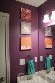 Bathroom Art Decor by 176 Best Bathroom Decor Images On Pinterest Bathroom Ideas Home