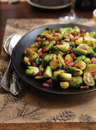 chef de cuisine bruxelles ricardo s recipe roasted brussels sprouts with mustard and bacon