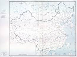 China Map Cities by Large Scale Political And Administrative Map Of China With Lakes