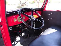 Ford Truck Interior 1936 Ford Flatbed Truck 116211