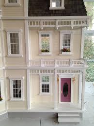 Little Darlings Dollhouses Customized Newport by Little Darlings Dollhouses More Finished Dollhouses