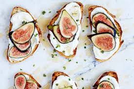 posh canapes recipes 11 fig recipes and what to do with figs olive magazine
