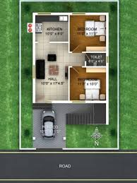 outstanding 280 sqyds42x60 sqft north face house 3bhk isometric 3d