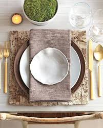 modern table settings cool modern table setting ideas in dining room settings casual place