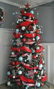 Christmas Tree Ribbon Decorating Christmas Christmas Tree Ribbon Shirt How Tochristmas Garland
