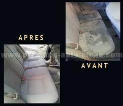 laver siege voiture entreprise de lavage nettoyage détachage et désinfection d