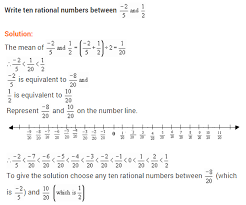 ncert solutions for class 8 maths rational numbers ex 1 2