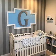 buy large wooden letters at modern tots