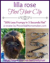 hair clip types de frump in 5 seconds flat with the flexi hair clip