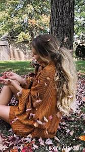 Best Clip In Hair Extensions For Thick Hair by 693 Best Luxy Hair Extensions Images On Pinterest Hairstyles