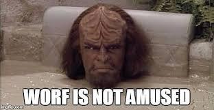 Worf Memes - worf anti april fools day memes