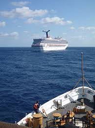 carnival paradise cruise ship sinking carnival triumph wikipedia
