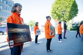 systeme u siege social index of var albums manifestations 2014 cruaute happening devant