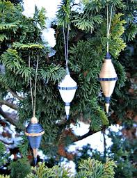 rolled paper ornaments by all things paper project