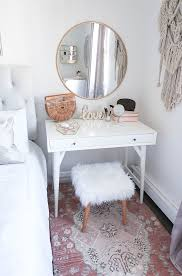 styling a vanity in a small space small vanity bedroom small