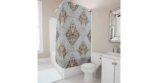 sequin shower curtains zazzle
