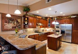 granite countertop semi gloss paint for kitchen cabinets best