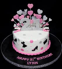 birthday cakes images pretty 21 birthday cake design for women