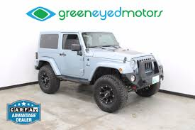 jeep arctic edition 2012 jeep wrangler arctic green eyed motors