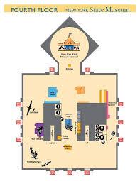 Museum Floor Plan Floorplan Map The New York State Museum