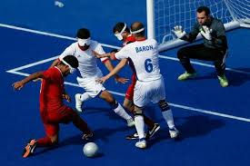 De Blind One Year To Go Until 2018 Blind Football Worlds