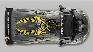 lamborghini race cars lamborghini reveals huracan super trofeo evo race car