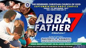 Seeking Theme Song Mp3 Rccg September 2017 Holy Ghost Service Theme Abba 7 Mp3